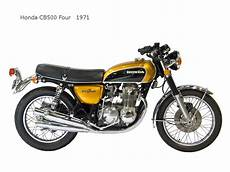 Honda Cb 500 Four 1971