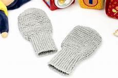 handschuhe stricken ohne finger babyhandschuhe stricken genial einfach ohne nadelspiel