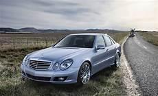 2008 Mercedes E Class Information And Photos