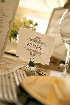 vintage style wedding table place card by solographic art notonthehighstreet com