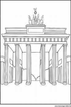Kinder Malvorlagen Zum Ausdrucken Berlin Ausmalbilder Brandenburger Tor 349 Malvorlage Alle