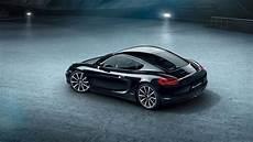 The New Porsche Cayman Black Edition Mr Goodlife