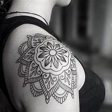 Mandala Shoulder Designs Ideas And Meaning