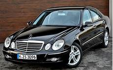 I Mercedes Klasa E W211 2007 Diesel 225km Sedan