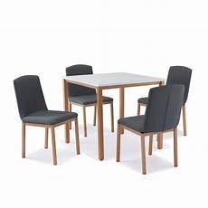 Table Carr 201 E 4 Chaises Scandinave Achat Vente Table