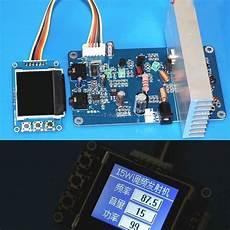 Radio 7 Frequenz - assembled fm 15w pll fm stereo transmitter max power 18w