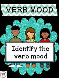 verb mood a common core worksheet by mastering middle school tpt