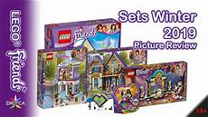 lego winter sets 2019 lego friends winter sets 2019 picture review 41354