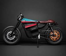 Honda Cafe Racer Electric