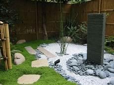 comment faire un jardin zen pas cher conception jardin