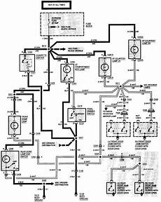 1988 s10 wiring diagram lights 1994 s10 blazer dome light wont go out