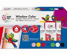 Uschi Window Color Malvorlagen Xl Window Color Betzold De