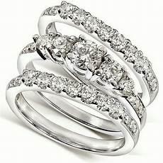 get most brilliant 3 piece wedding ring sets for unforgettable wedding marina gallery fine art