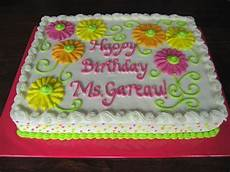 i made this for my son s teacher s birthday and decided to go with all buttercream so there