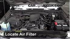 2009 Tacoma Fuel Filter Location by Air Filter How To 2005 2015 Toyota Tacoma 2008 Toyota