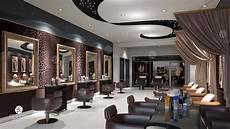 Modern Salon Interior Design In Dubai Hair Nail