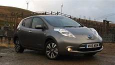 Nissan Leaf Tekna 2013 Electric Review Next Green Car