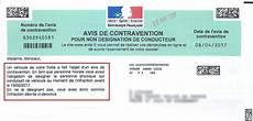 Pv Pour Non D 233 Signation De Conducteur Comment Contester