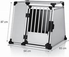 trixie hundebox l xl transportk 228 fig aus aluminium 94 215 87 215 93