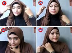 Tutorial Pashmina Kuliah Ala Farani 2018