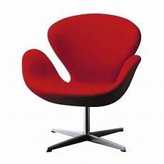 Arne Jacobsen Chair - swan chair sessel stoff fritz hansen ambientedirect