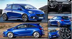 Opel Corsa Opc 2016 Pictures Information Specs