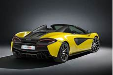 2018 Mclaren 570s Spider Coming To Goodwood Festival Of