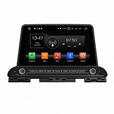 klyde 9 quot 1 din android 8 1 car radio for kia cerato forte