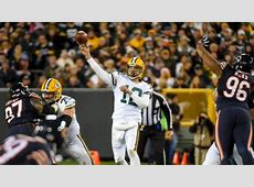 green bay packers vs chicago bears live