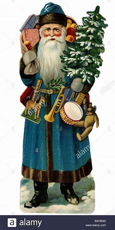 tradition folklore germany santa claus circa 1925