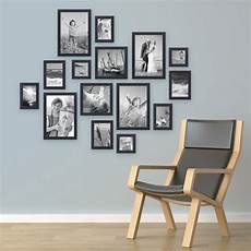 15er bilderrahmen set modern schwarz home decor ideas