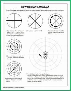 mandala pattern worksheet 15928 how to draw a mandala in 2019 mandala mandala drawing worksheets
