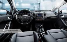 Kia Cerato Interior Kia Cerato Forte 4 Door Sedan Kia Motors Worldwide