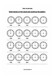 time worksheets earlier and later 2983 telling time worksheets later and earlier continue pattern planet psyd