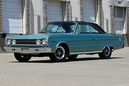 1967 PLYMOUTH Belvedere II 383 V8 Automatic Mopar For