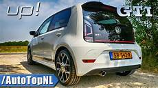 vw up gti onboard sound exhaust revs by autotopnl