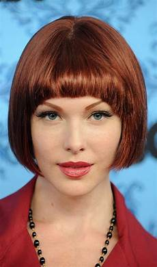 10 most popular bob hairstyles with bangs hair style lab