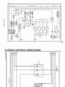 scion xb 2005 overall wiring diagram