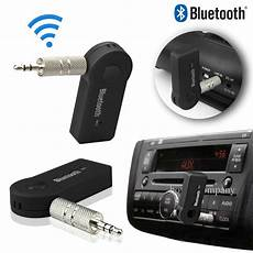 auto bluetooth adapter wireless bluetooth 3 5mm aux audio stereo car