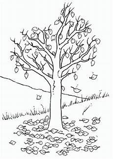 Herbst Baum Malvorlage Herbst Ausmalbilder 13 Ausmalbilder