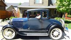 ford 1928 model a special coupe