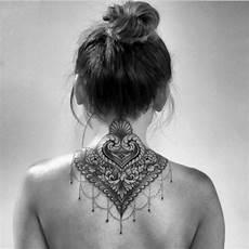 Ideen Rücken - elegantes nacken erstaunlich ideen