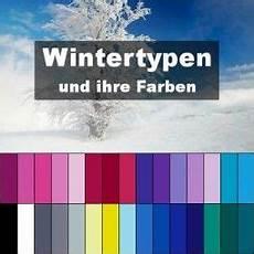 die wintertyp farben typberatung style my fashion