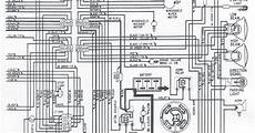 1968 S Chrysler All Models Electrical Wiring Diagram