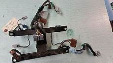 91 acura legend wiring diagram 91 92 93 94 95 acura legend sedan left front drivers seat wiring harness wires ebay