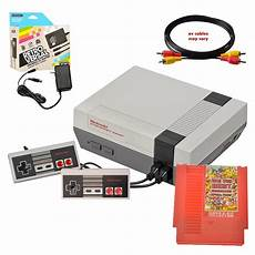 nes console refurbished nintendo entertainment system nes orginal