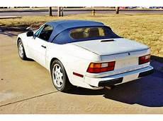 1990 Porsche 944 S2 Cabriolet Convertible For Sale