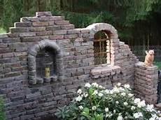 Ziermauer Im Garten - bildergebnis f 252 r ruinenmauer aus alten abbruchziegeln