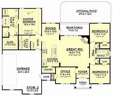 single level house plans house plan 142 1075 3 bdrm 1 769 sq ft traditional home