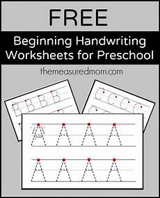 free handwriting worksheets for 9 year olds 21846 free beginning handwriting worksheets for preschool the measured